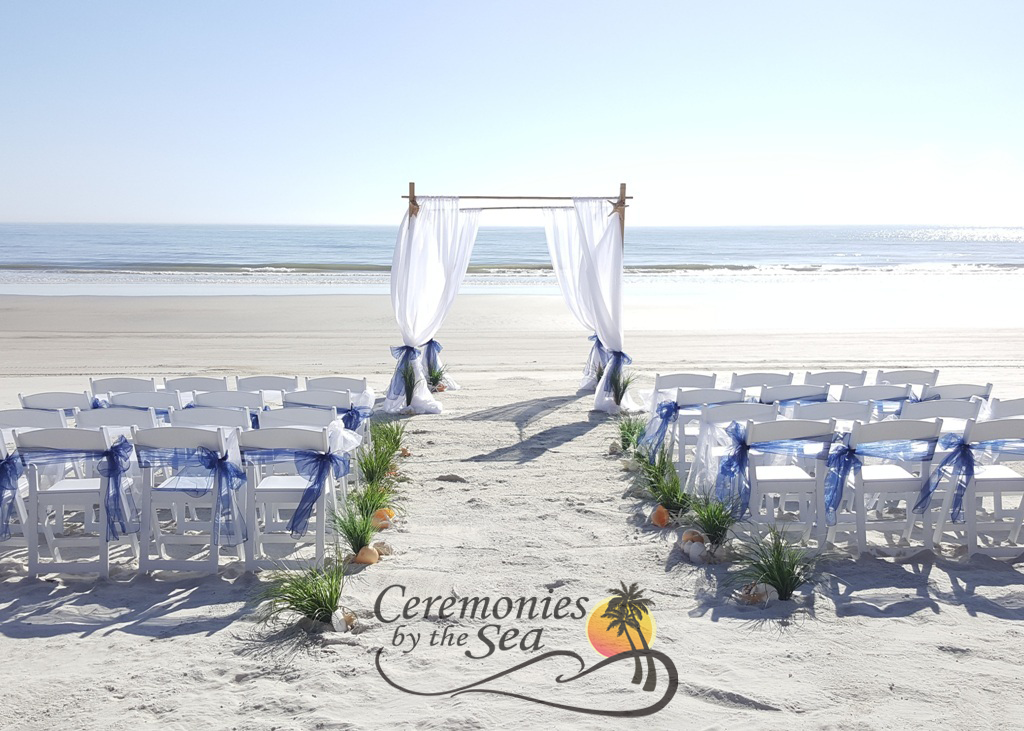 Wedding Arches & Chairs In Daytona